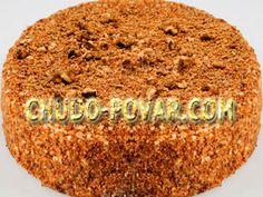 """Торт """"Медовик"""" со сметанным кремом - кулинарный рецепт с фото"""