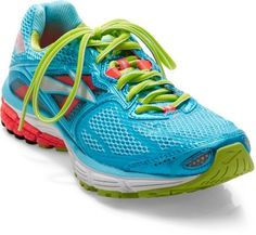 Brooks Ravenna 5 in Bluefish: My long distance trainer, love them! 8mm drop, just enough over-pronation support.