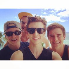 #TylerOakley #TroyeSivan #ConnorFranta love these guys