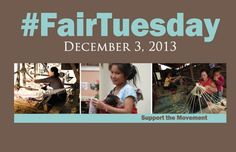 Today is FairTuesday!