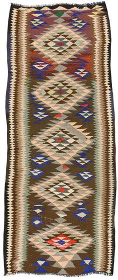 Persian Kilim 292x116