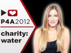 Project for Awesome 2012! charity: water