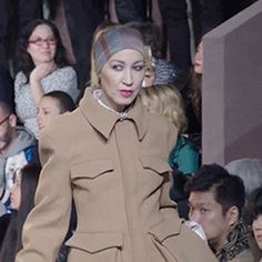 NEWS 3.3.2016...H&M Nails Runway Diversity With a Cast of Truly Super Models