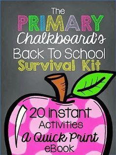 Teacher Week-Classroom Management Lots of Ideas on how to get ready for a new year