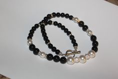 Swarovski crystal and beads with sterling accents. $79.99 SALE!!  15% off!!! $67.99