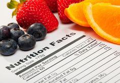 Cuando empezamos una dieta o simplemente empiezas a cambiar tus hábitos alimenticios, solemos pasar por alto como se lee las etiquetas de la información nutricional de lo que vamos a comer o tomar.