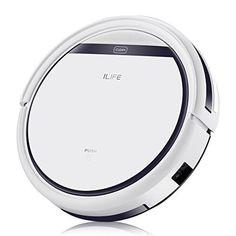 ILIFE V5 Smart Vacuum Cleaner Aspirapolvere Lavapavimenti Automatic Sweeping EU