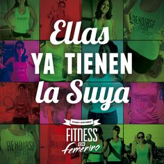 Ellas ya tienen la suya - Camisetas Fitness en Femenino - Motivación