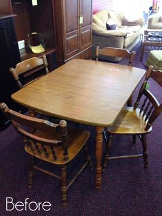 7 best painting laminate table images furniture makeover rh pinterest com