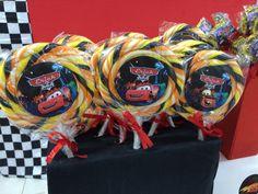 Cars lollipop <3