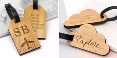 laser cut luggage tags                                                                                                                                                                                 More