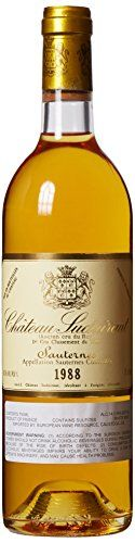 Dessert Wine.....1988 Chateau Suduiraut Sauternes 750 mL *** See this great product @ http://www.amazon.com/gp/product/B00FH1A4J4/?tag=wine3638-20&pwx=180816121746