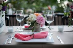 Wedding Decoration for Tables