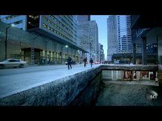 hidden underground world Underground World, Community Foundation, Shopping Malls, Pathways, Ontario, Toronto, The Neighbourhood, Foam Cutter, Street View