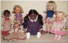 Διάφορες κούκλες από διάφορες εταιρίες όπως Furga, El Greco και άλλες.