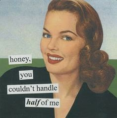 bitchy | Funny Bitchy Quotes: Retro | We Heart It