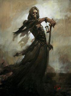 Psychopomp by ~LucasGraciano on deviantART