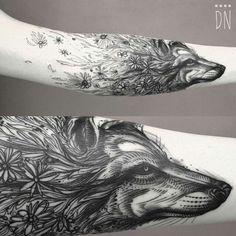 Tatuajes de lobos, las mejores fotos de la web! Tatuajes de lobos Descubre las mejores fotos de Tatuajes de lobos Los tatuajes de lobos son unos de los favoritos, sobre todo por los hombres. El lobo es un animal que simboliza la valentía y la fuerza y que es conocido por su espíritu salvaje y por ser considerado el cazador supremo de los territorios más