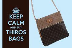 """Επωφεληθείτε της ευκαιρίας που σας προσφέρεται από τα επώνυμα είδη της """"Thiros"""" για να αποκτήσετε τα πιο μοδάτα δερμάτινα αξεσουάρ, στη μισή τιμή!!!    Η προσφορά θα διαρκέσει μόνο έως την Δευτέρα 17 Σεπτεμβρίου 2012. Louis Vuitton Damier, Pattern, Stuff To Buy, Bags, Fashion, Handbags, Moda, Fashion Styles, Patterns"""