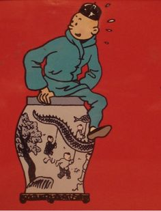 tintin* Free paper dolls at Arielle Gabriel's The International Papef Doll Society and The China Adventures of Arielle Gabriel the huge China travel site by Arielle Gabriel * Herge Tintin, Comic Art, Comic Books, Ligne Claire, Cartoon Characters, Fictional Characters, Illustrations, Character Design References, Comic Character