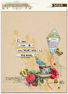 Record It! { Charmed Follow Your Heart Just Splendid Here is Happy Pretty Things All Things Chalk}
