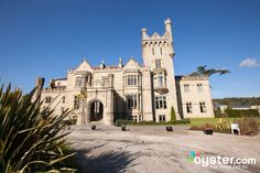 """Okay, so you might not be a royal, but that doesn't mean you can't bed down like one -- at least for a night or two or three. And that's especially true if you happen to be vacationing in Ireland. Dotted with regal castles-turned-hotels, the Emerald Isle has the type of majestic lodgings that can turn your """"once upon a time"""" fairytale into a """"happily ever after"""" reality. Opulent interiors, medieval, manicured exteriors, and ultra-luxurious amenities are just a ..."""