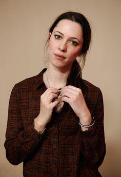Rebecca Hall, character inspiration Rebecca Turner