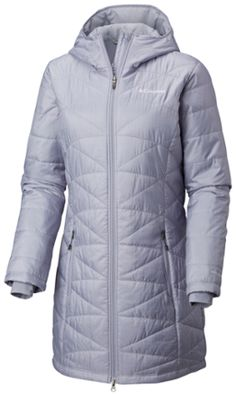 clearance sale new arrival new appearance Rich Wine Columbia Winter Haven Plus Size Mid Jacket 1X
