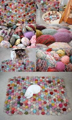 Tiny Owl Knits BeeKeepers Quilt! follow through my blog to ravelry to buy this fun idea pattern! leovlad