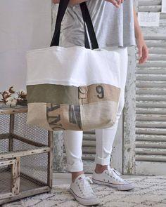Ce sac est à shopper sur le site ! Big bag à trimballer tout l'été pour aller faire du shopping, pour aller à la plage, pour les sorties en…