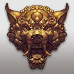Foowolf by LhuneArt on DeviantArt