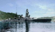 IJN battleship Mutsu (older version)