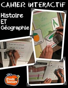 Les Iroquoiens dans un cahier Interactif (Interactive Notebook) French Classroom, French Resources, French Immersion, Science, Interactive Notebooks, Social Studies, Teaching, Plans, Geo
