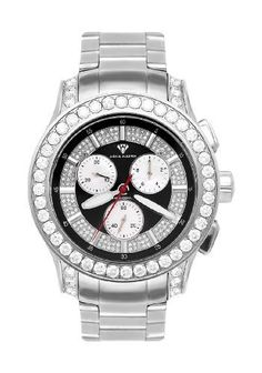 NEW! Aqua Master Men's Masterpiece Diamond Watch, « Clothing Adds for your desire