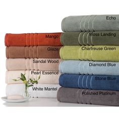 Towels: Free Shipping on orders over $45 at Overstock.com - Your Online Bath
