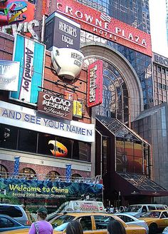 times square crowne plaza is the best place to stay in NY...safe and secure and in the middle of everything