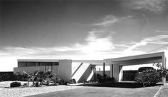 great archive of photographs of the work of Mid-Century Modernist architect William Krisel over on PS Modcom (The Palm Springs Modern Commitee), together with a collection of his hand drawn renderings.