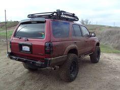 Perkins Performance rear bumper