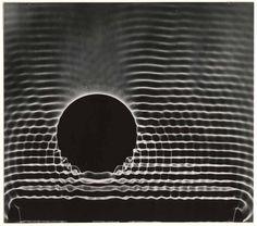 Berenice Abbott, Behavior of waves, 1960