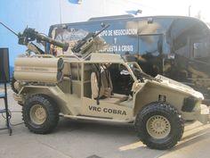 Cobra nuevos vehiculos blindados del ejercito colombiano -