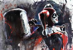 Harley Quinn by Rob Prior