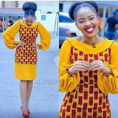 African Dresses for Women Ankara Dress African Dress African Clothing Prom Dress African Maxi Dress African Print Dress Women's ClothingRed and Yellow Bow A African Dresses For Kids, African Maxi Dresses, African Fashion Ankara, Latest African Fashion Dresses, African Print Fashion, African Attire, African Prints, Modern African Dresses, Short Ankara Dresses