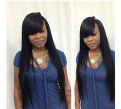 15 Best Quick Weave Images On Pinterest Bob Weave Wavy Hair And
