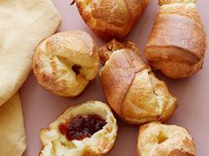 Get Popovers Recipe from Food Network