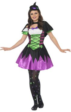 Teen Witch Costume | Jokers Masquerade