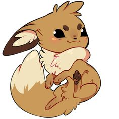 Next up on the keychain list, Eevee! Just ordered a sample to make sure the colors are okay and then I'll have 25 shiny new eevee charms for sale so be . Eevee I Choose YOU Pokemon Eeveelutions, Eevee Evolutions, Charizard, Pokemon Team, Pokemon Stuff, Cartoon Design, Kawaii Art, Cute Wallpapers, Disney