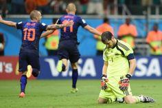VISÃO NEWS GOSPEL: Torcedores espanhóis atacam brasileiros com insult...