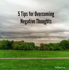 5 tips for overcoming negative thoughts — Love Life Surf