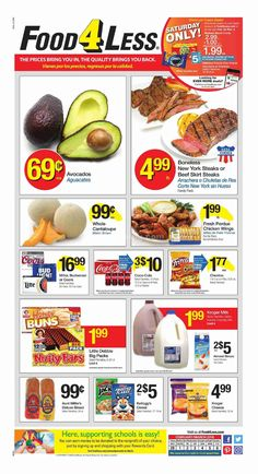 Food 4 Less Weekly Ad February 28 - March 6, 2018 - http://www.olcatalog.com/grocery/food-4-less-weekly-ad.html