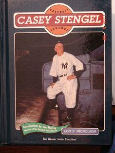 Baseball Legends - Casey Stengel